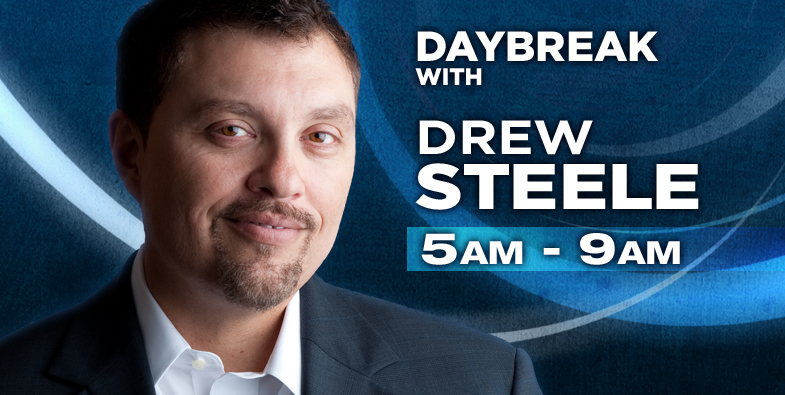 Daybreak with Drew Steele